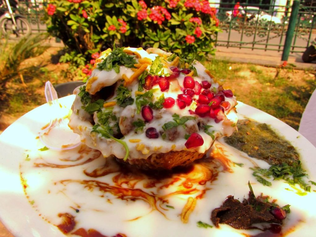 Basket Chaat Lucknow